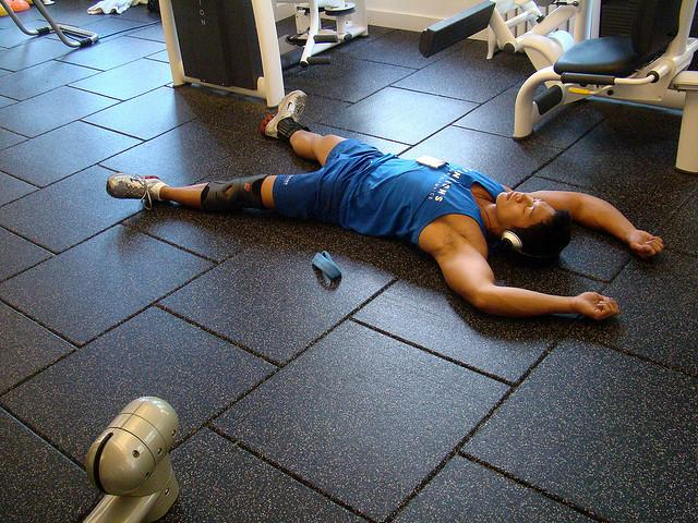 Too Much Exercise Workout