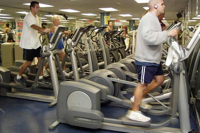 elliptical machines 1