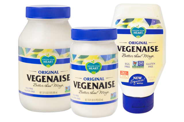 What is Vegenaise