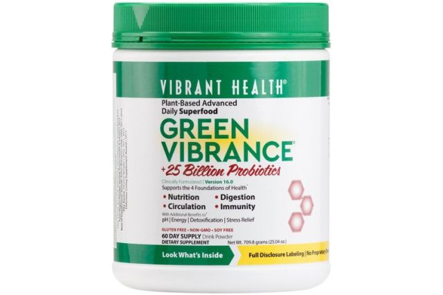 green-vibrance-side-effects